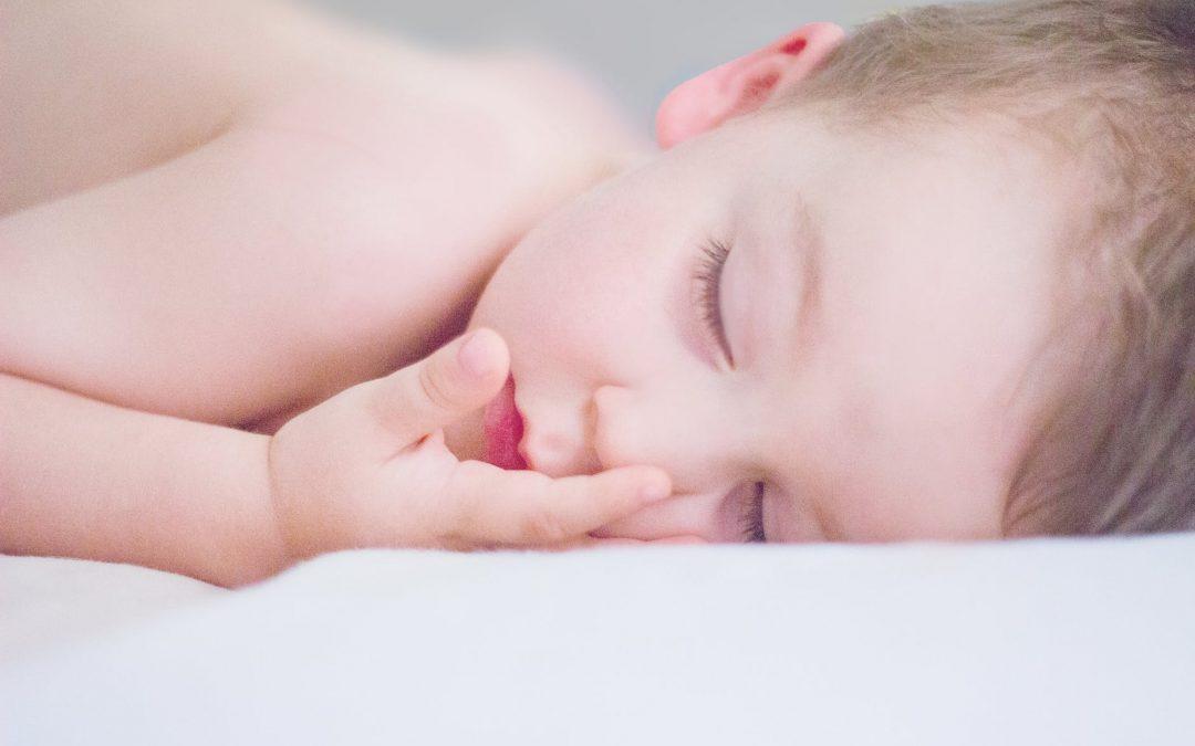 7 Dicas para o bebê dormir melhor
