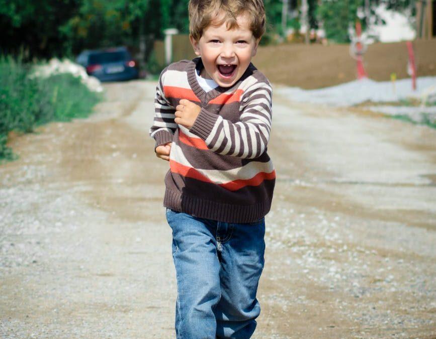Corridas de rua para a criançada praticar esportes e se divertir!