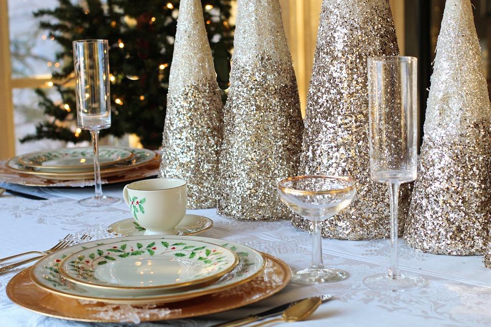 7 Dicas de como organizar o jantar de Natal