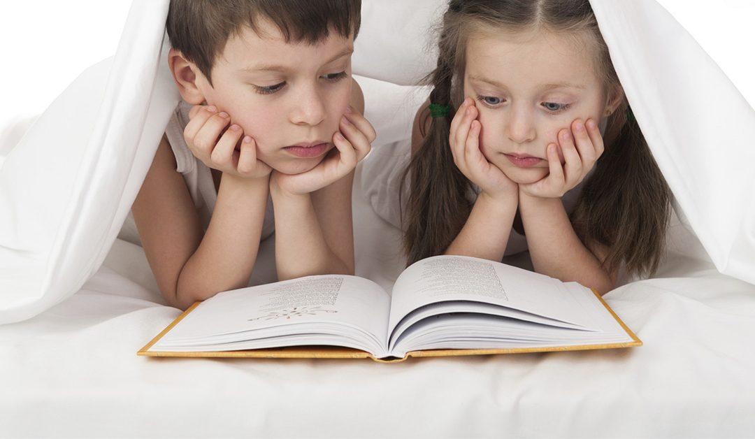 7 dicas de livros para os pequenos