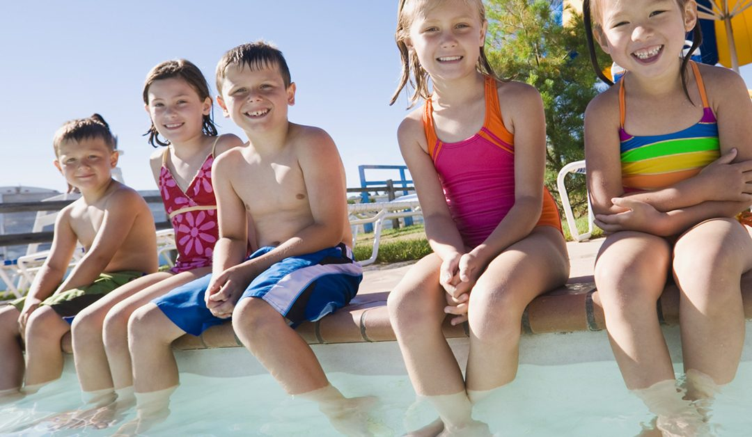 7 Dicas de segurança com criança na piscina