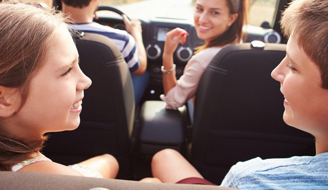 7 dicas pra viajar com crianças