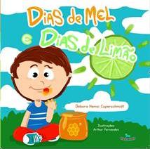 """Enjoy – Livro """"Dias de mel e dias de limão"""""""