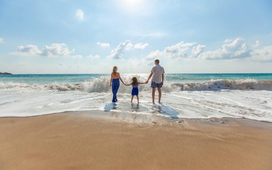 7 dicas para a ansiedade de mudanças nas férias com os filhos