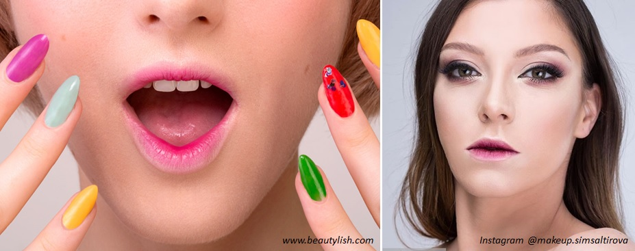 Tendência de beleza: Popsicle Lips