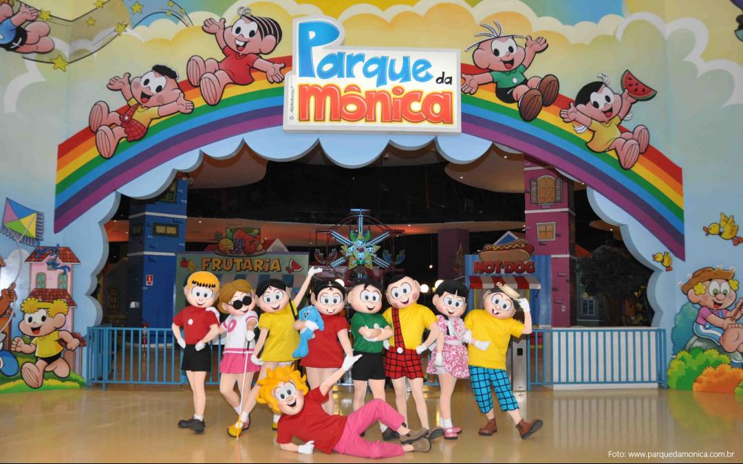 Enjoy – Parque da Mônica