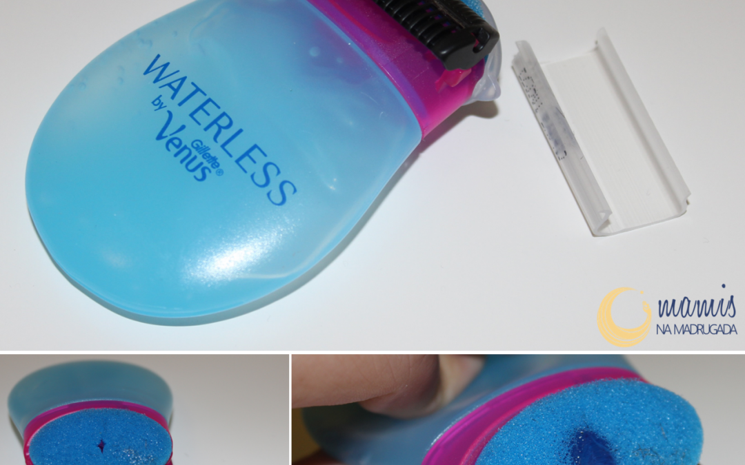 Gilete Waterless by Venus