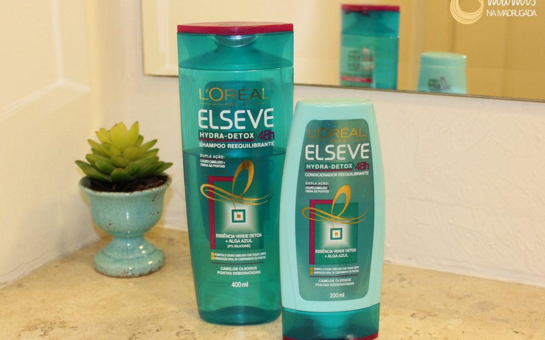 Shampoo e Condicionador para Cabelos Oleosos