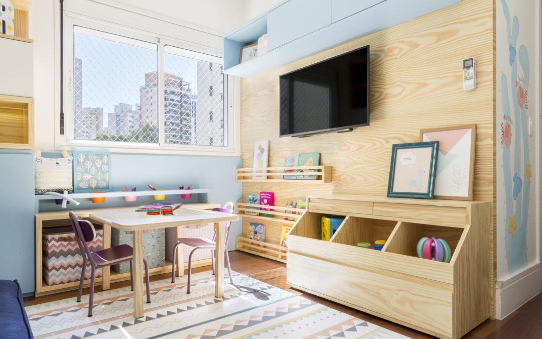 7 dicas – Decoração de quarto de criança