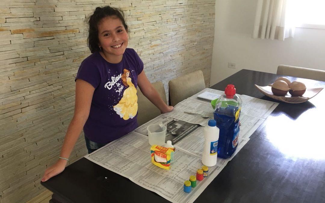 Enjoy – Como Fazer Slime em casa