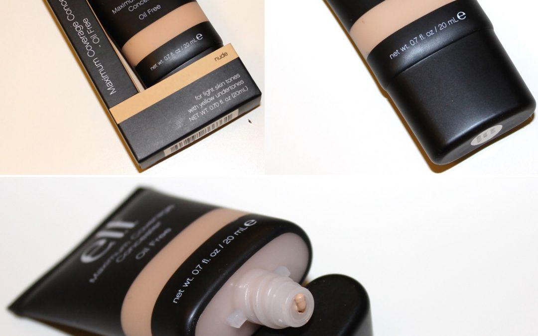 e.l.f. Studio Maximum Coverage Concealer – Oil Free
