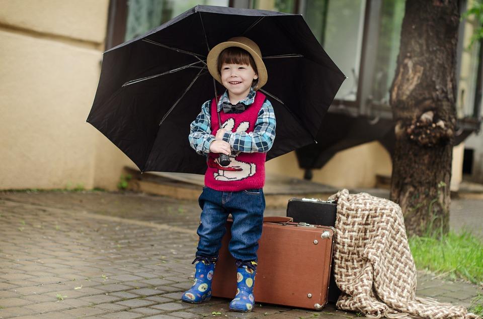 Autorização De Viagem Nacional E Internacional Para Crianças