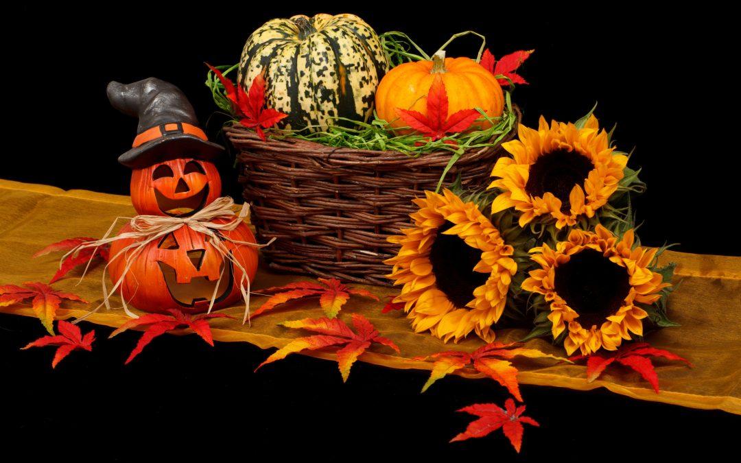7 ideias fáceis para decoração de Halloween