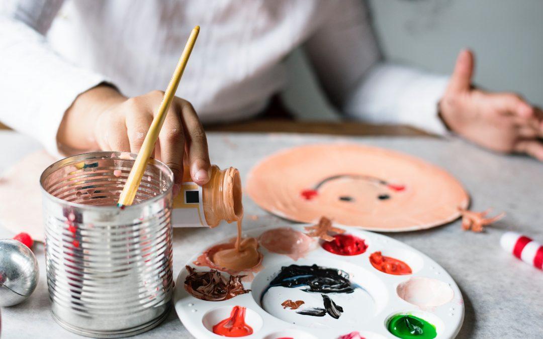 """Enjoy – A importância de """"brincar de fazer arte"""""""
