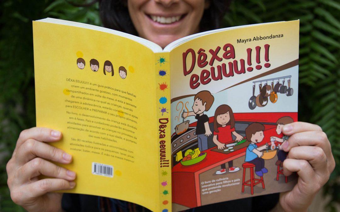 Enjoy – Livro Dêxa eeuuu!!!