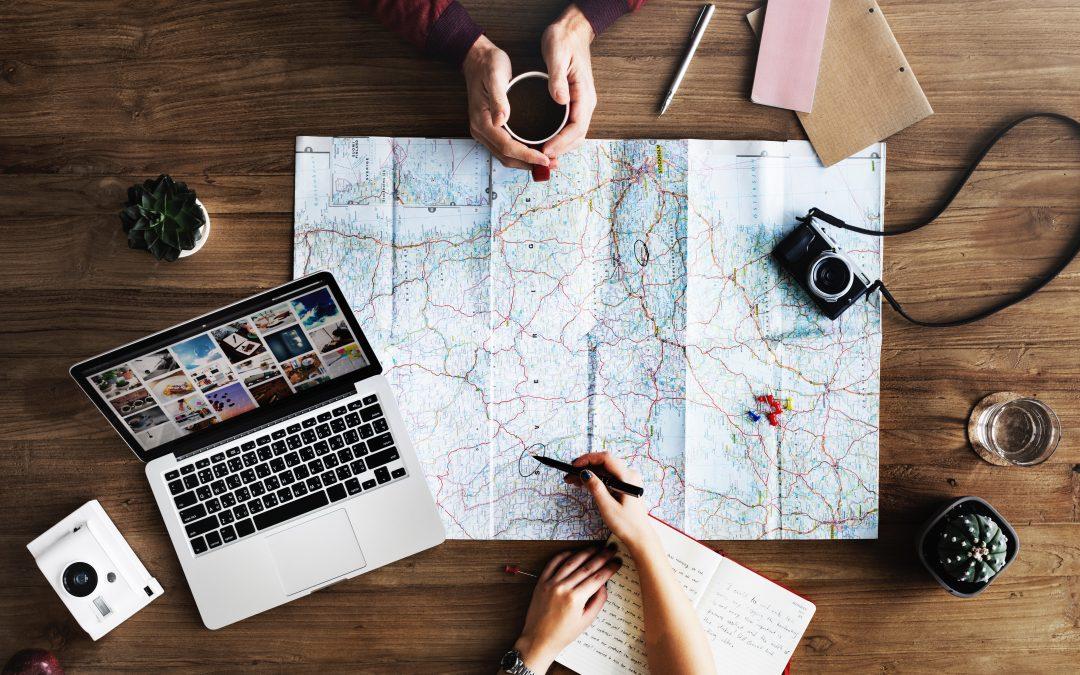 7 Dicas para organizar e aproveitar melhor sua viagem