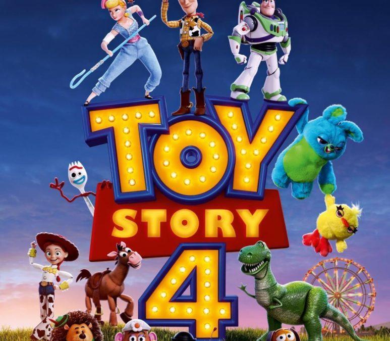 Enjoy- Toy Story 4