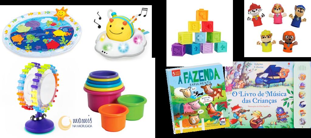7 dicas de Brinquedos para bebês de 8 a 10 meses