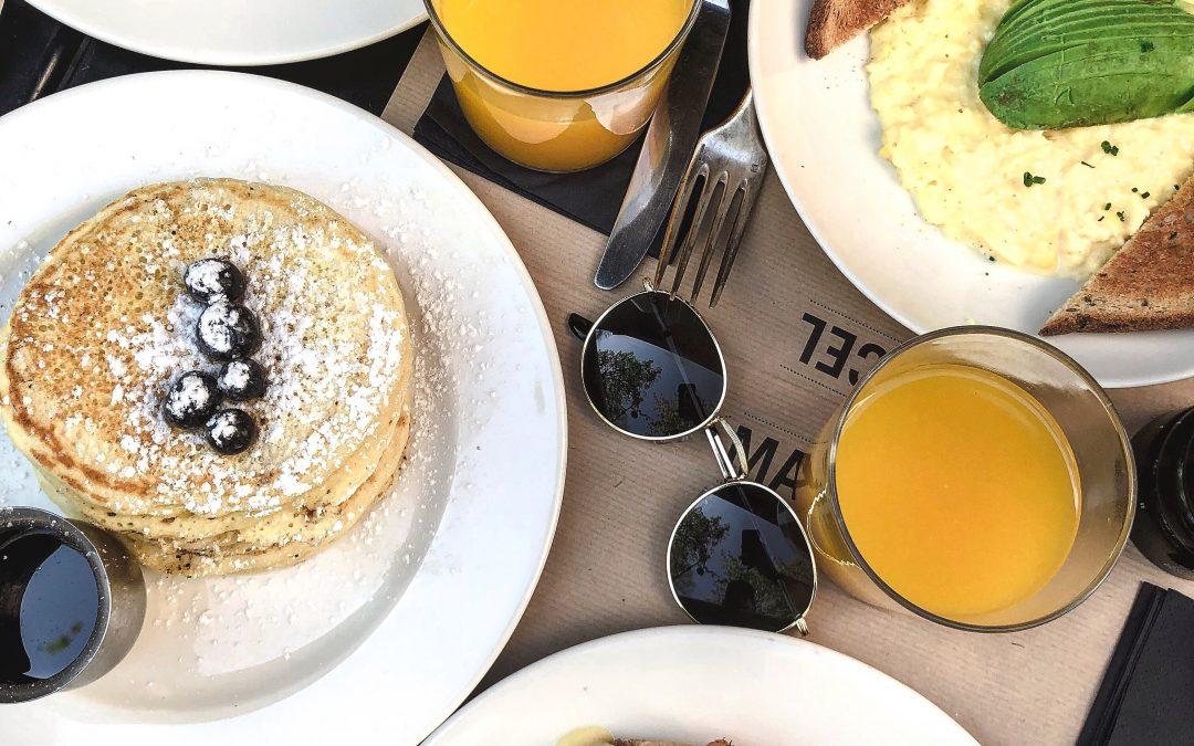 7 dicas – Lugares gostosos para tomar café da manhã
