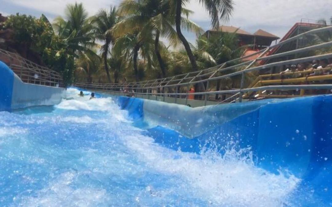 Enjoy – Parques aquáticos de Olímpia – Parte 1