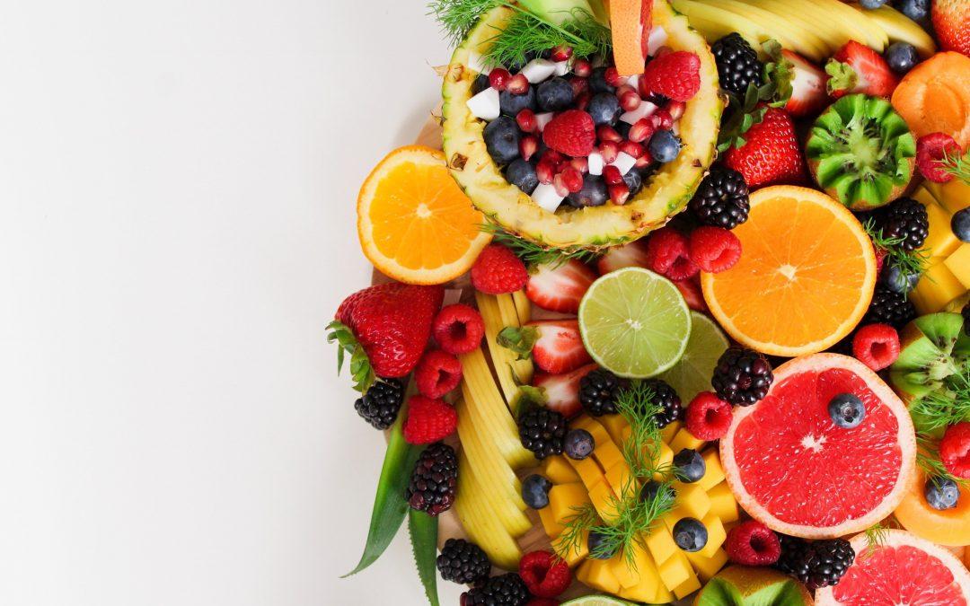 Frutas – índices glicêmicos