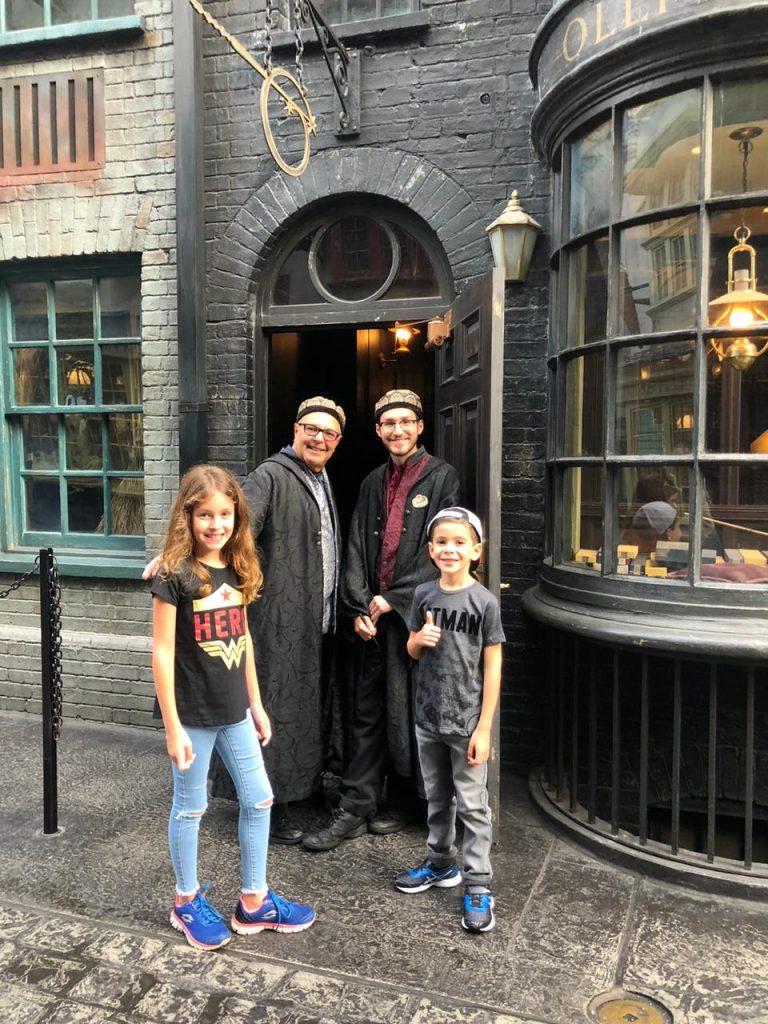 Harry Potter na Universal