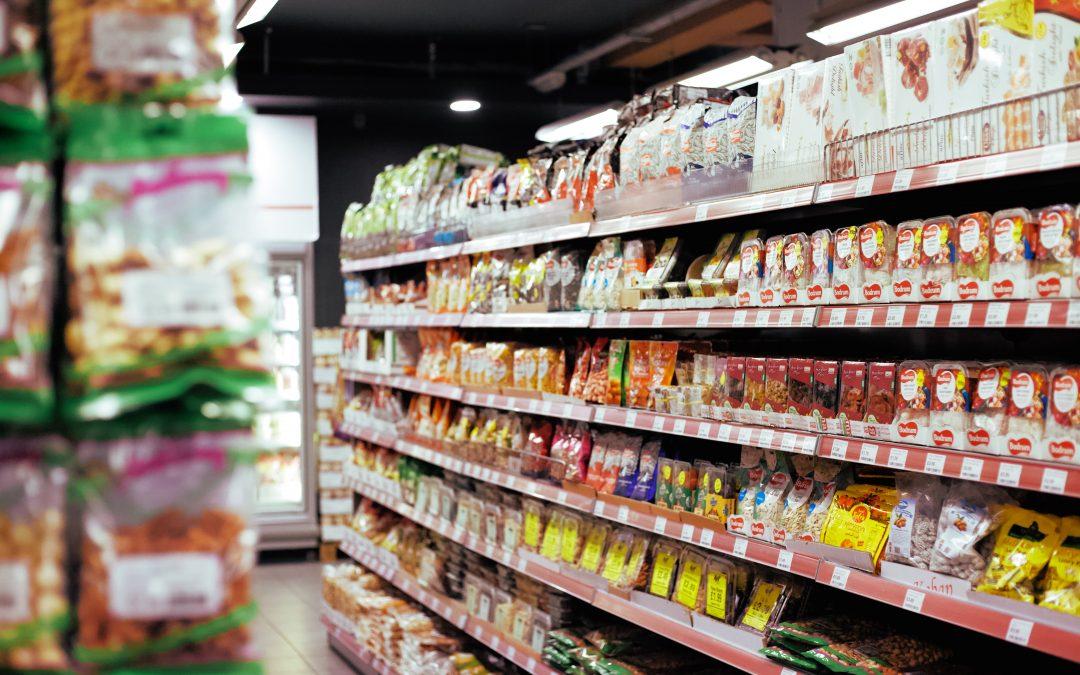 Alimentos que fazem mal para crianças