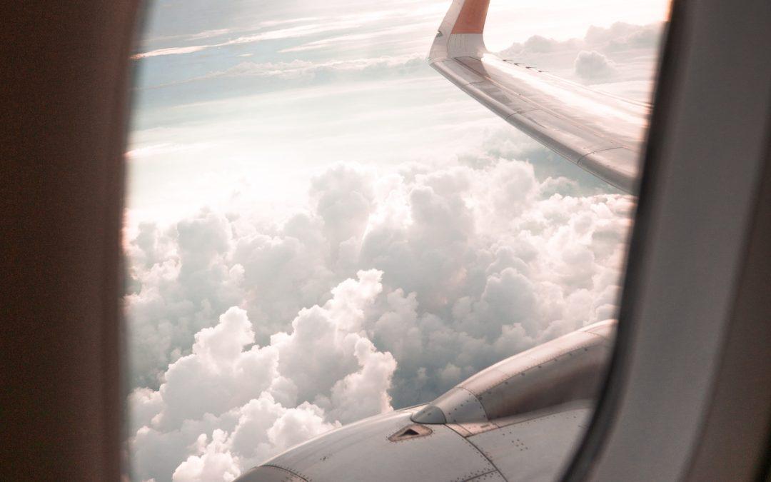 7 dicas – Para lidar com o medo de voar