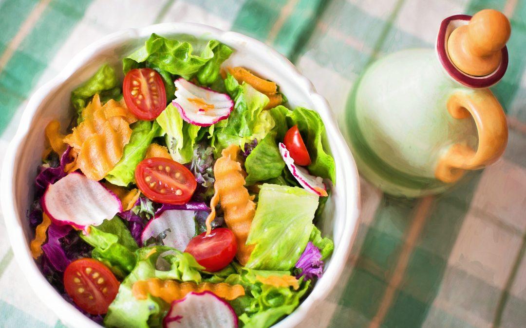 Receitas FÁCEIS de saladas