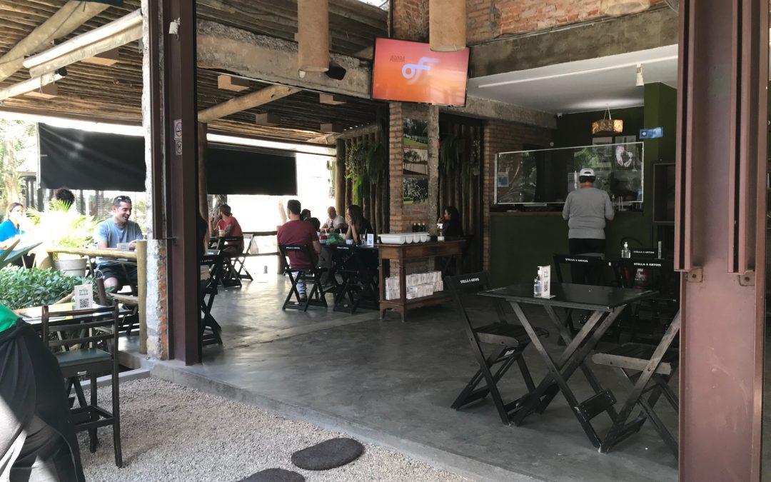 Restaurante Pé no Parque