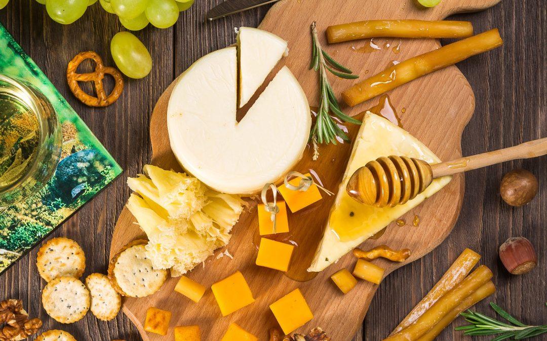 Receitas FÁCEIS de queijo para servir de entrada