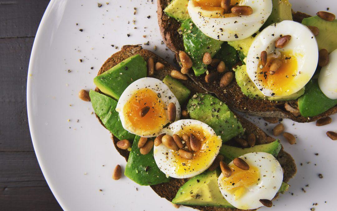 Jantar rápido e nutritivo