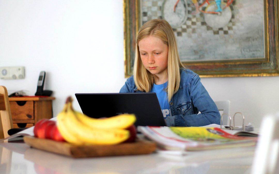 7 dicas – Como não enlouquecer com a volta das aulas online