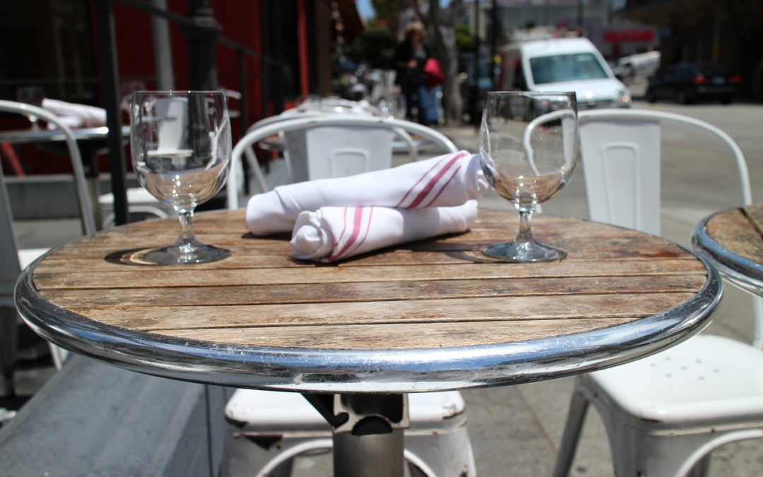 7 dicas – Restaurantes ao ar livre