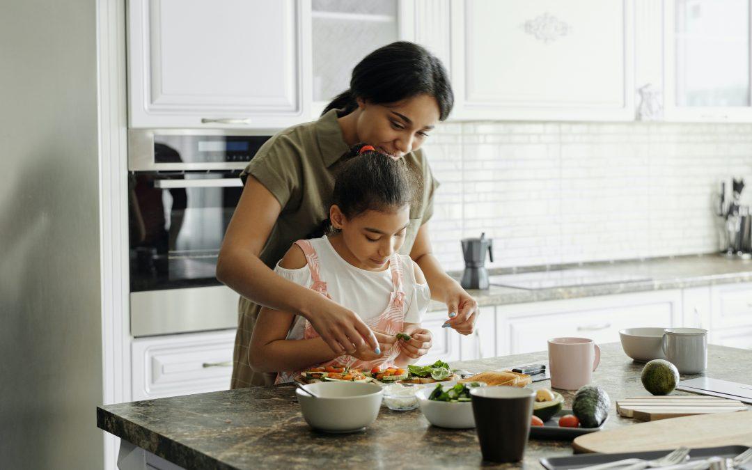 A apresentação do prato influencia na alimentação das crianças?