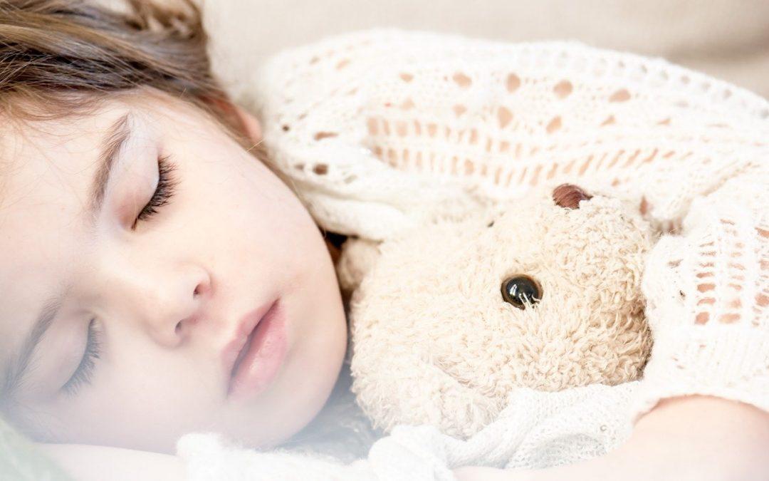 A importância do sono na infância