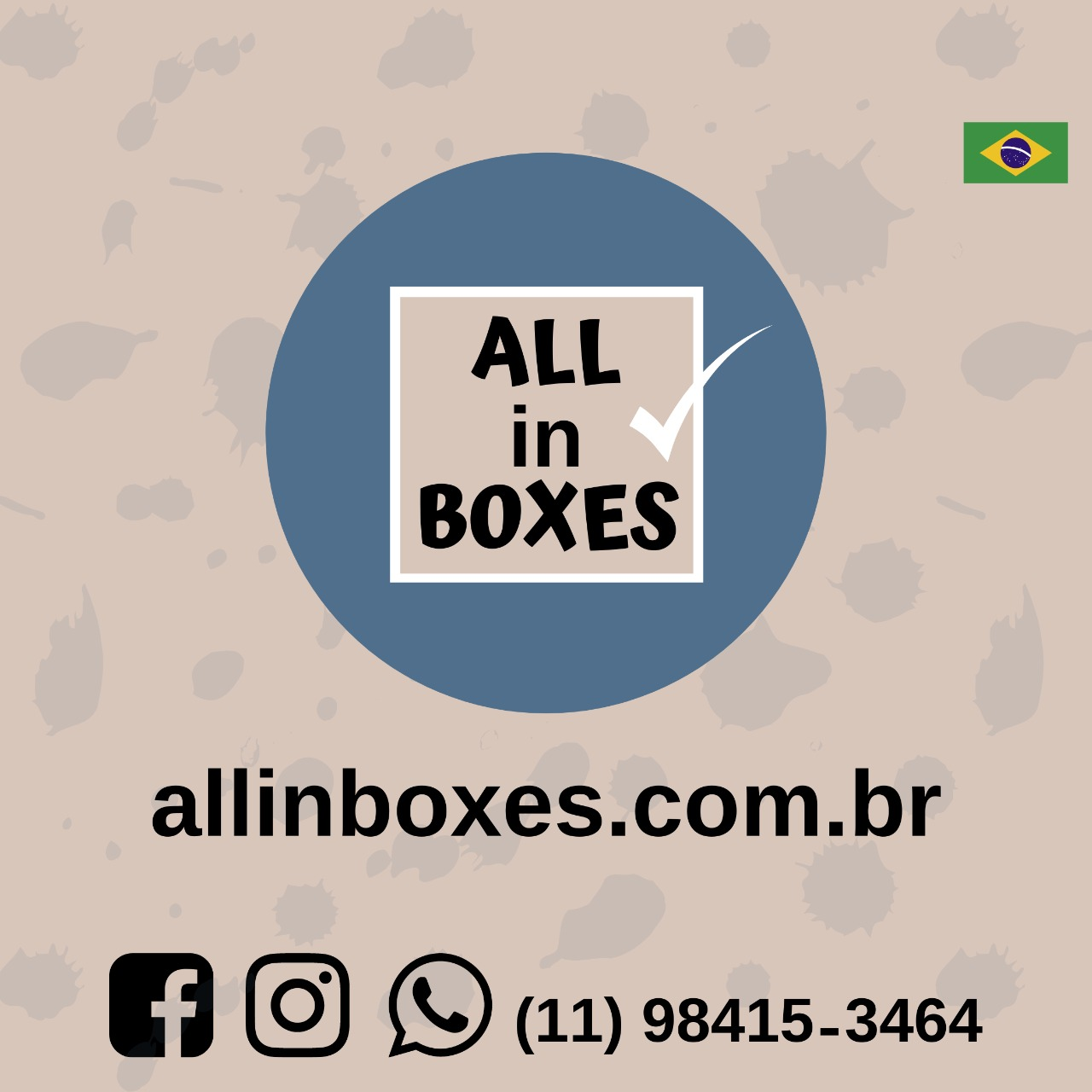 All in boxes