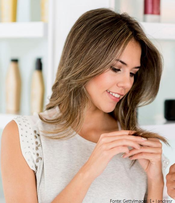 Como cuidar das pontas secas dos cabelos?