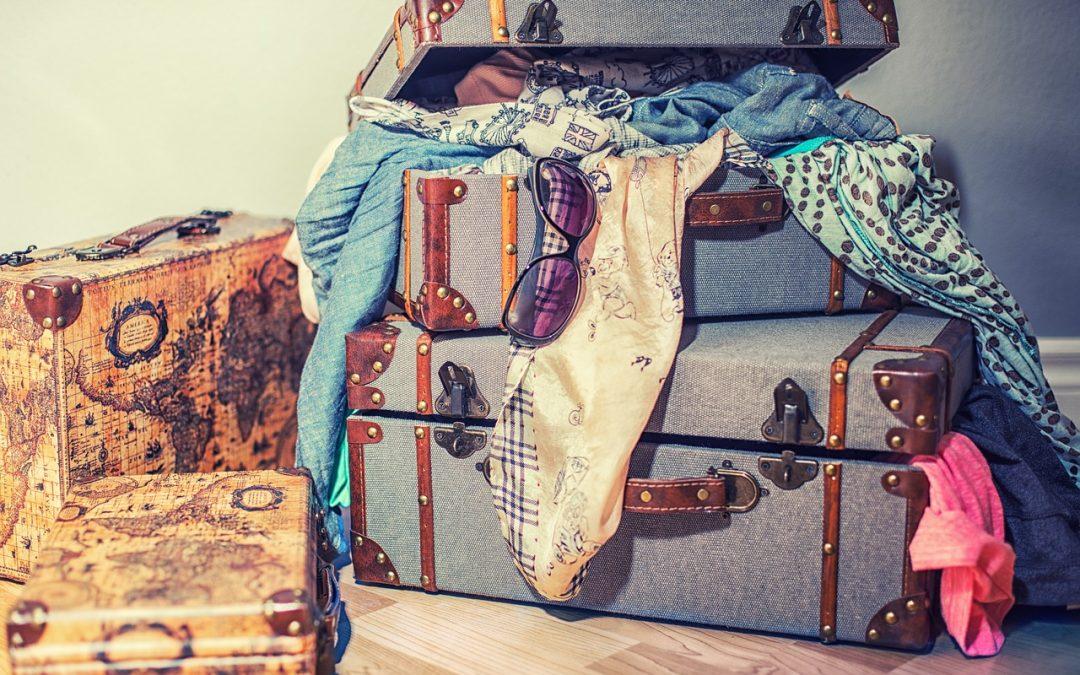 7 dicas – Como organizar mala para viajar