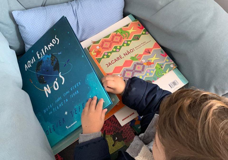 """7 dicas para criar """"mini leitores"""""""