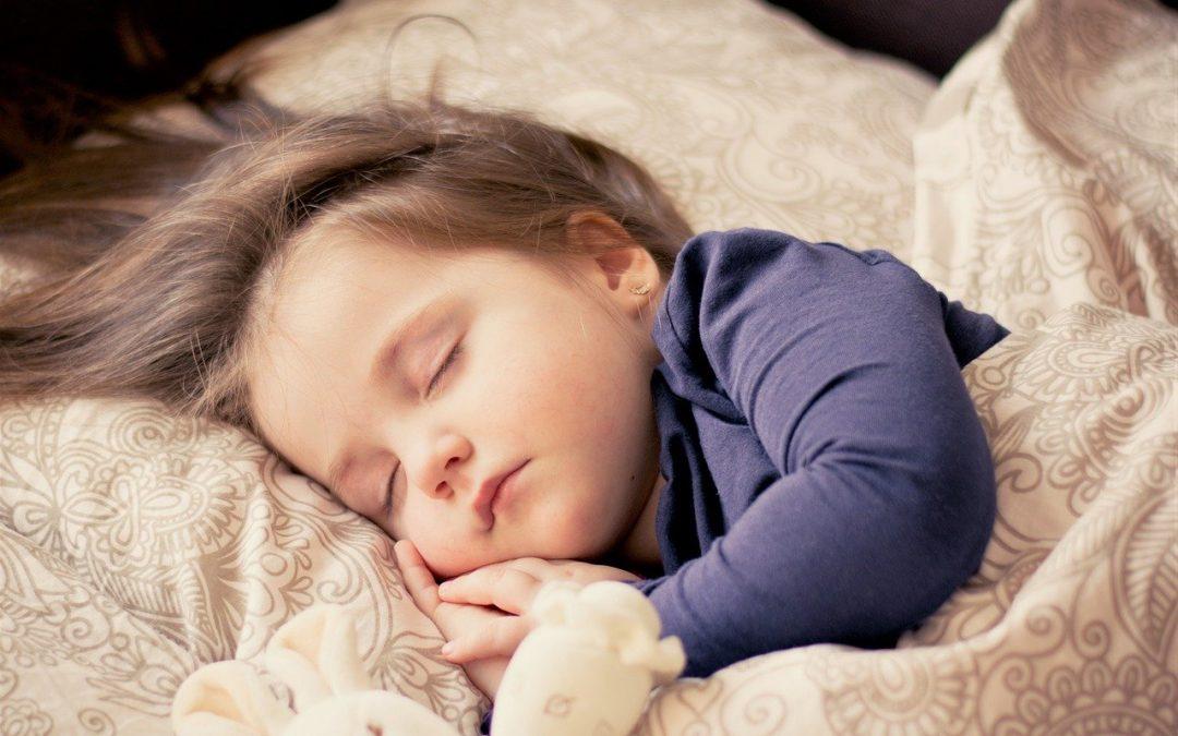 A importância do sono para o crescimento