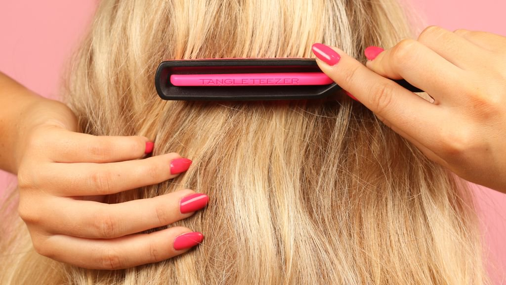 Back Combing Hairbrush da Tangle Teezer