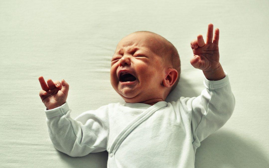7 dicas – Como lidar com a cólica do bebê