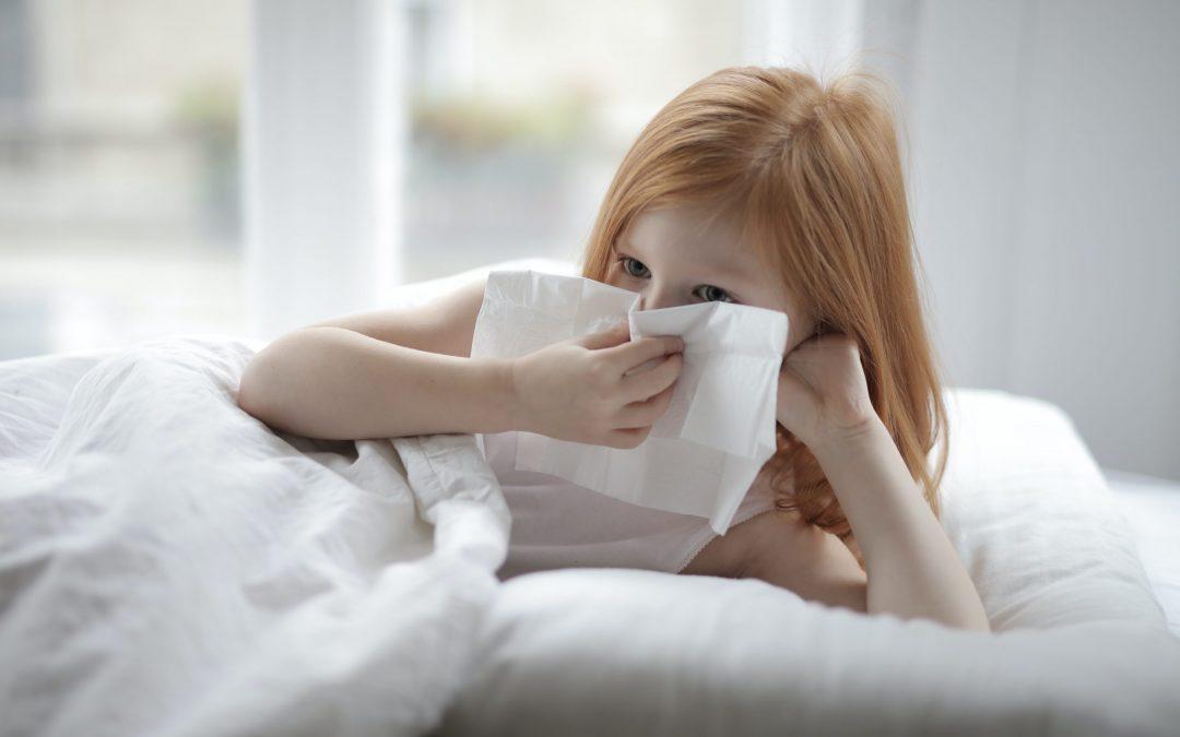 7 dicas – Para evitar alergia em crianças