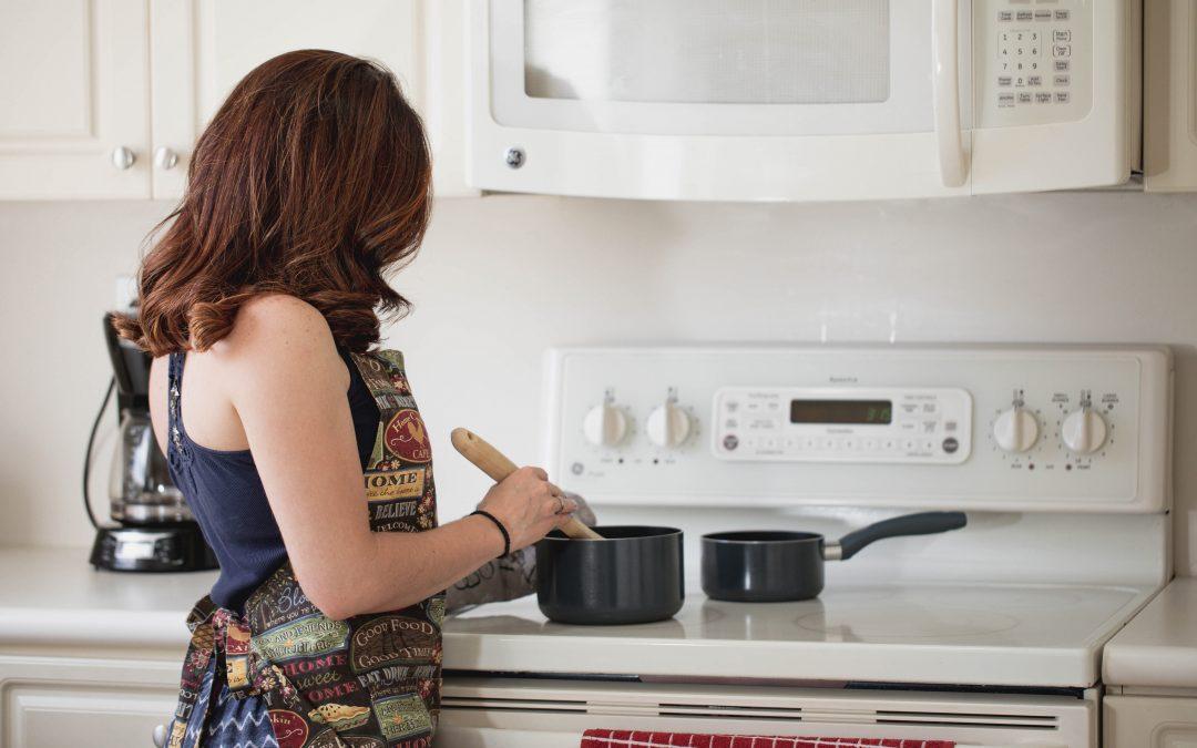 Vamos falar de segurança na cozinha?