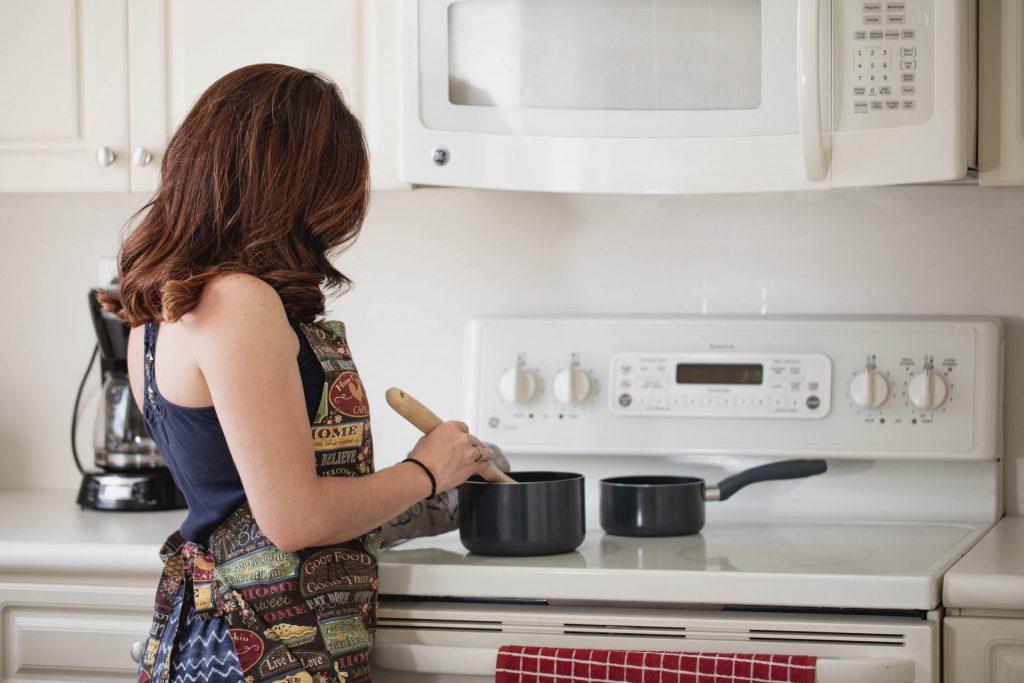segurança na cozinha