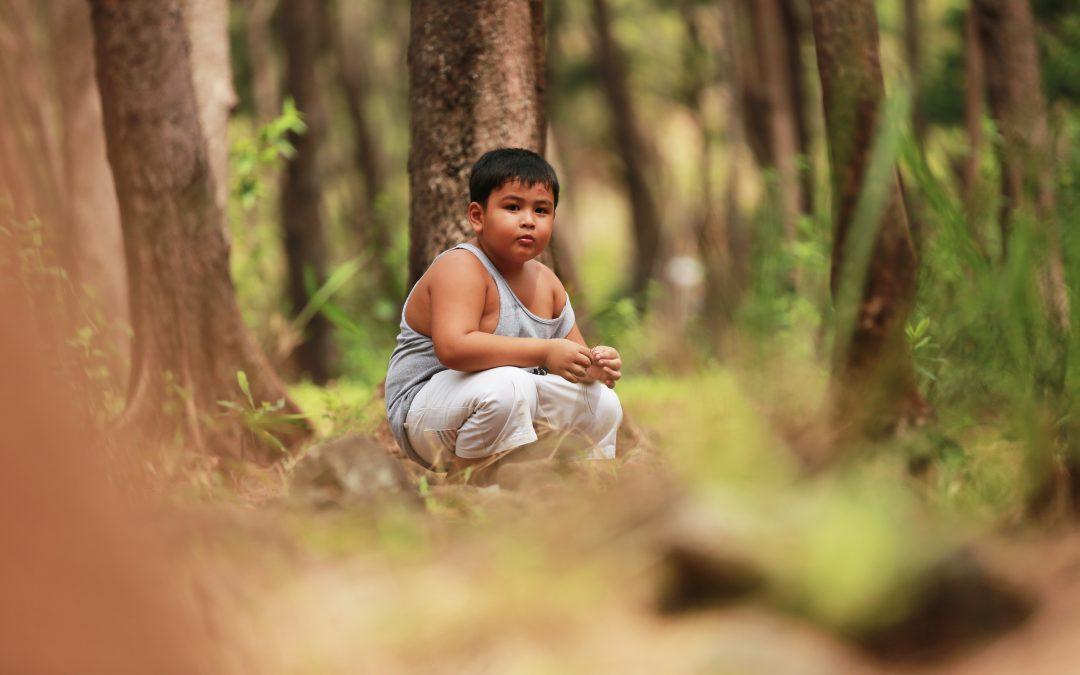Obesidade infantil e na adolescência