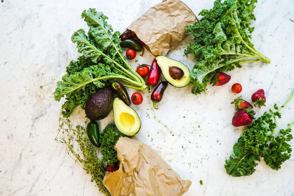 Como manter legumes e hortaliças frescas