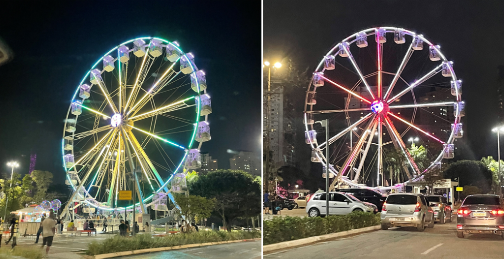 roda gigante shoppinh morumbi