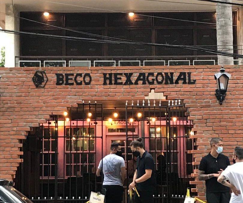 Beco Hexagonal